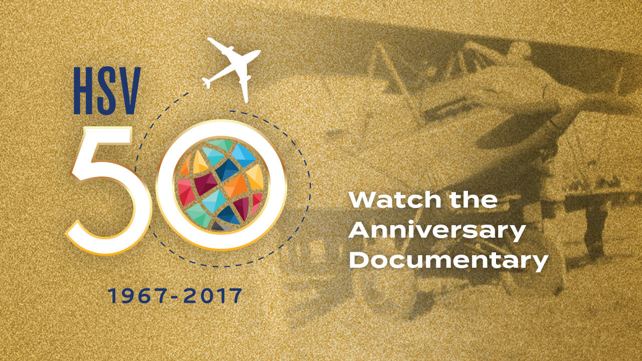 Watch the HSV 50th Anniversary Documentary